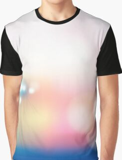 Blurred Graphic T-Shirt