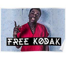 Free Kodak Black Poster