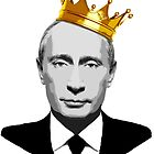 Putin the Czar by thesamba