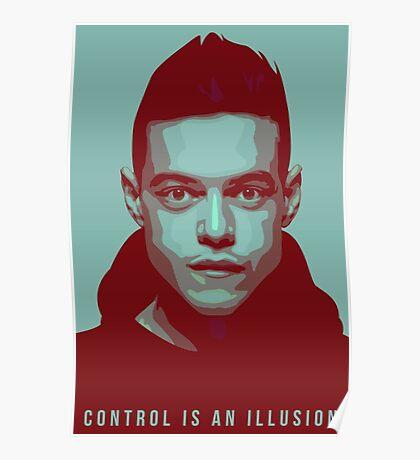 Mr. Robot - Elliot Poster