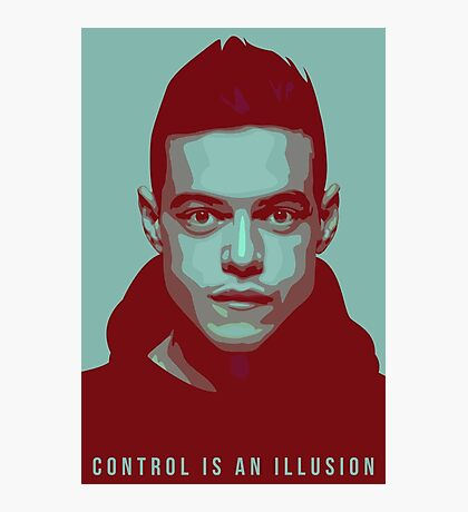 Mr. Robot - Elliot Photographic Print