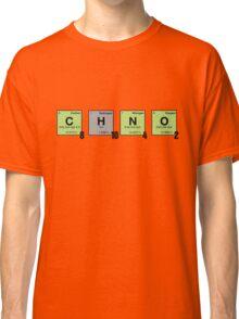 caffeine - Periodic Element Scramble Classic T-Shirt