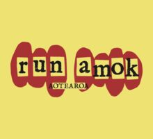 run amok - aotearoa Kids Clothes