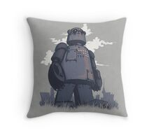 Panda 2K Throw Pillow