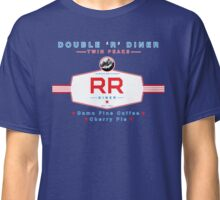 The Double R Diner : Twin Peaks Classic T-Shirt