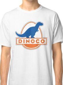 Dinoco Sky Blue Childrens Classic T-Shirt