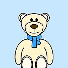 Bertie the Polar Bear by Chopsy28