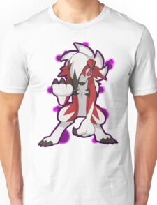 Pokemon - Lycanroc Midnight Form Unisex T-Shirt
