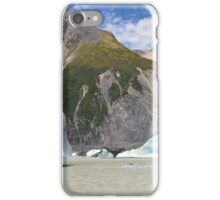 Glacial Lake, New Zealand iPhone Case/Skin
