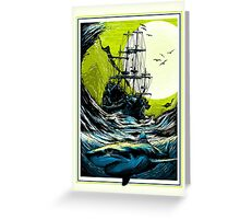 Ancient Seas Greeting Card