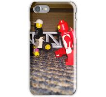 Lego on the go iPhone Case/Skin