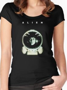 Alien Ripley  Women's Fitted Scoop T-Shirt