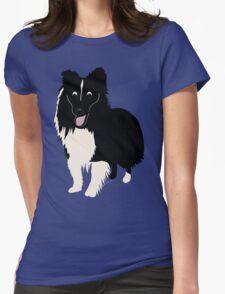 Cartoon Sheltie T-Shirt
