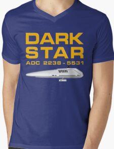 Dark Star Mens V-Neck T-Shirt