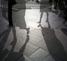 Take 2 Double Exposure at George & Park Street, Sydney by Jade CADELINA