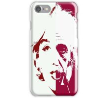Marilyn Einstein iPhone Case/Skin