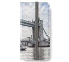 Tower Bridge, London iPhone Wallet/Case/Skin