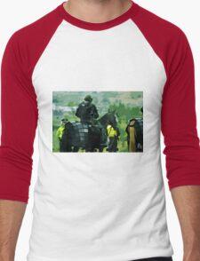 War Horse Men's Baseball ¾ T-Shirt