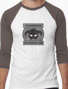 Dragonfly Men's Baseball ¾ T-Shirt