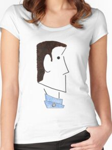 The Constable Women's Fitted Scoop T-Shirt
