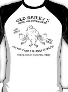 Old Bailey's Birds T-Shirt