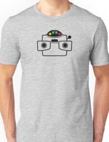Viewmaster Black Colours Unisex T-Shirt