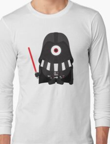 Vader Minion Long Sleeve T-Shirt