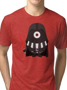 Vader Minion Tri-blend T-Shirt