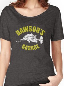 Dawson's Garage - Adventures in Babysitting Women's Relaxed Fit T-Shirt