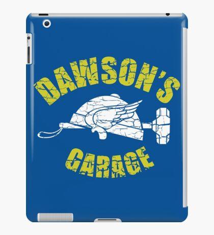 Dawson's Garage - Adventures in Babysitting iPad Case/Skin