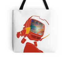 Psychedelic Canti without background Tote Bag