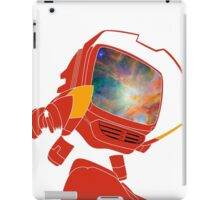 Psychedelic Canti without background iPad Case/Skin