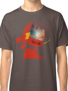 Psychedelic Canti without background Classic T-Shirt