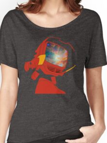 Psychedelic Canti without background Women's Relaxed Fit T-Shirt