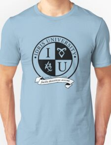 Idris University (transparent rune ver.) T-Shirt