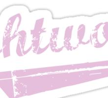 Lightwood est. 1989 Sticker