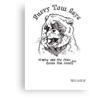 Furry Tom - Last Boy Scout Metal Print