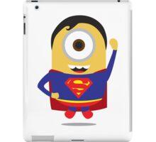 Man Of Steel Minion iPad Case/Skin
