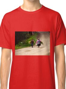 Bringing In The Sheaves Classic T-Shirt