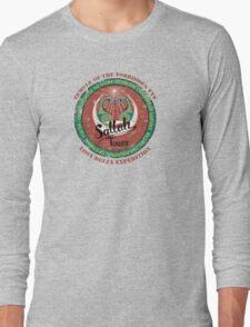 Sallah's Temple Tours Long Sleeve T-Shirt