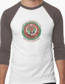 Sallah's Temple Tours Men's Baseball ¾ T-Shirt