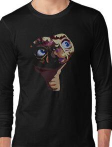 E.T. - The Extra terrestrial - Pop Art Long Sleeve T-Shirt