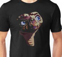 E.T. - The Extra terrestrial - Pop Art Unisex T-Shirt