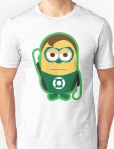 Green Lantern Minion Unisex T-Shirt