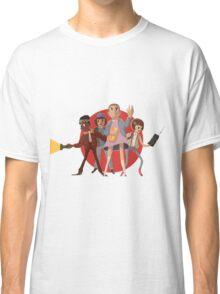 Stranger Things Fun Cartoon Classic T-Shirt