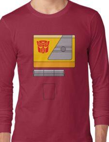 Blaster - Transformers 80s Long Sleeve T-Shirt