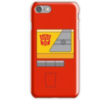 Blaster - Transformers 80s iPhone Case/Skin