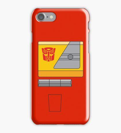 Blaster - Transformers 80s iPhone Case/Skin