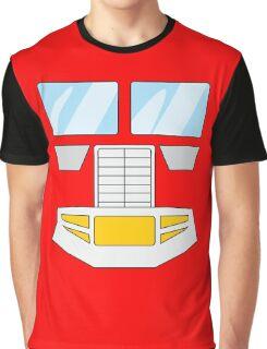 Optimus Prime - Transformers 80s Graphic T-Shirt
