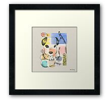 They Call Him Spot Framed Print